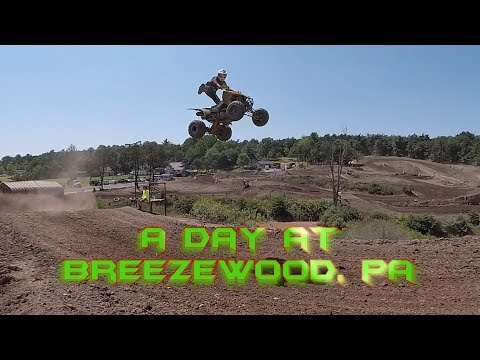 A Day At Breezewood PA