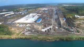 Panama Canal Expansion Program Update - July 2015