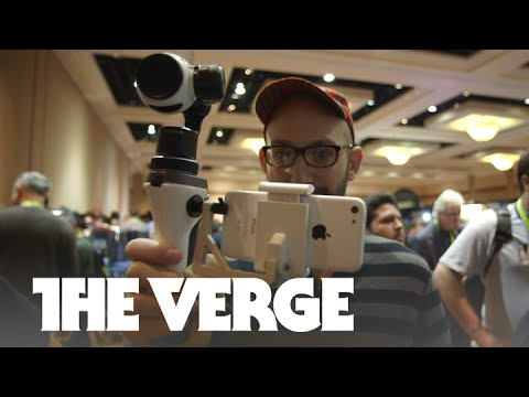 DJI's new Inspire One mount turns your drone camera into a super smooth handheld