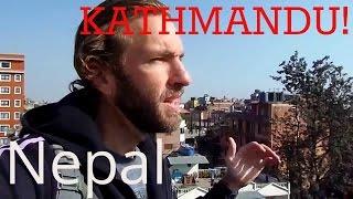 Exploring Kathmandu, Nepal