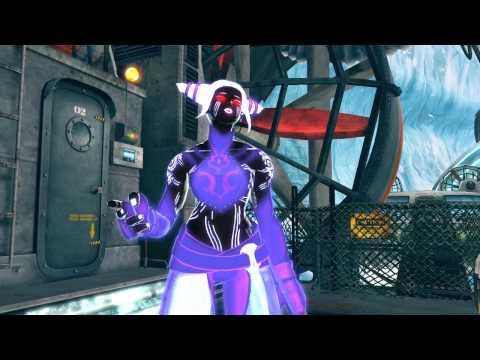 Charlote Xiaoyu + nick Dahlsim, Team Street Fighter X Tekken