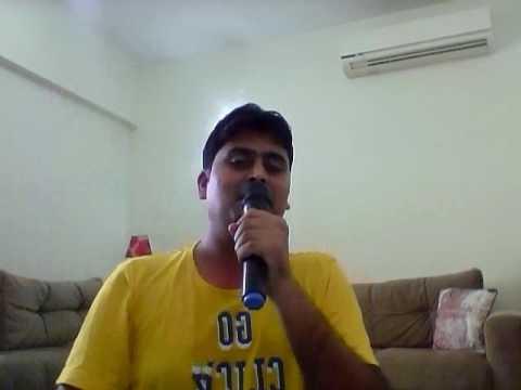 Jab se tere naina on karaoke - Amit Mundra