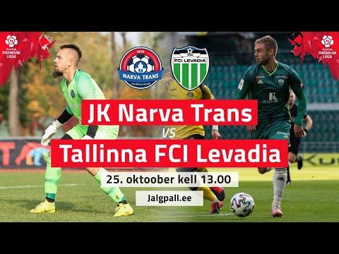 Trans Narva Levadia Tallinn Goals And Highlights