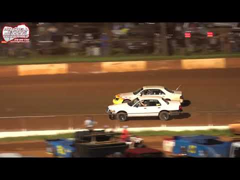 One Lap Drags Bad Crash Dixie Speedway 8/11/18!