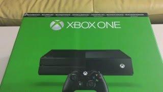"Unboxing Xbox One ""Reacodicionada"" (Refurbished)"
