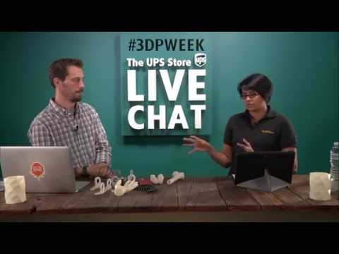 The UPS Store Live Stream with Bob Clagett