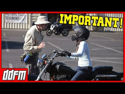 8 Quick Motorcycle Safety Tips You Should Know!