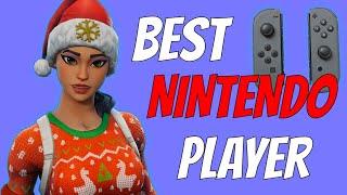 Fortnite Best Nintendo Switch Player (19 kill game inside-Stream Snipe 1v1 Games) #FaZe5