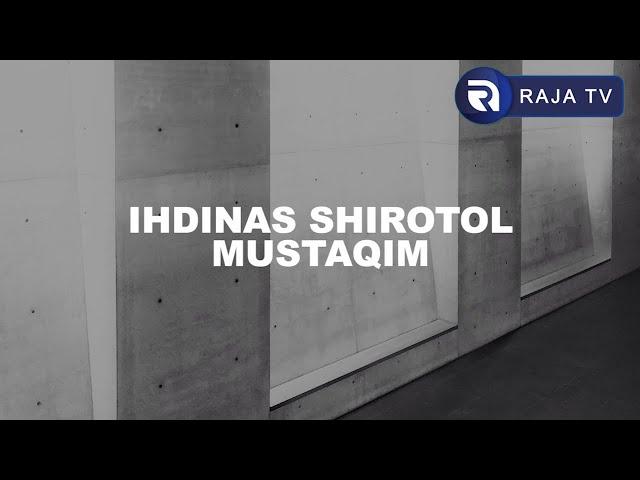 Musikalisasi Puisi - Ihdinas Shirotol Mustaqim [gomuslim official] oleh Ahmad Nur Basrie