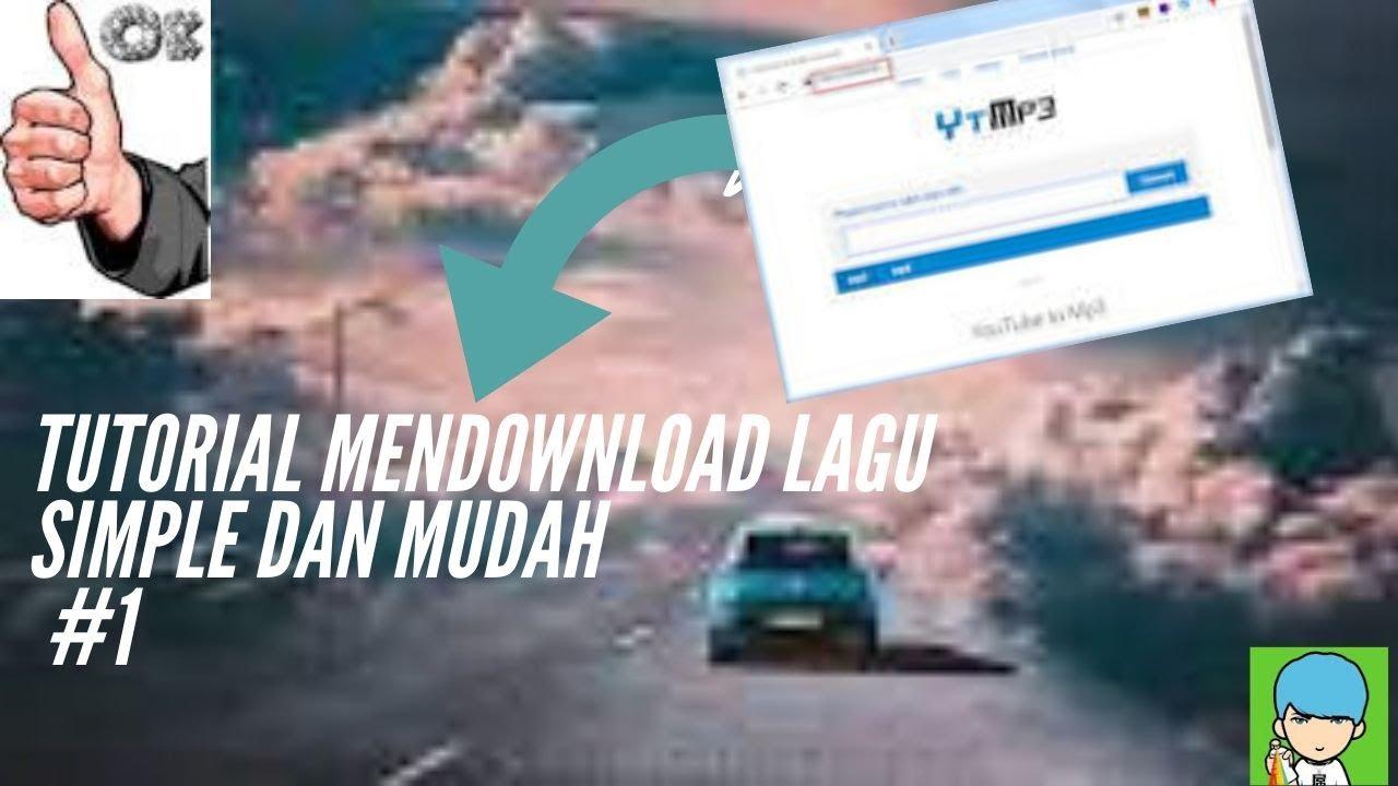 Cara Mendownload Lagu Mudah Dan Simple Di Pc/Laptop #1 || By Bimo Setiawan