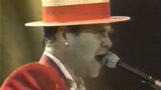 Download Elton John - Saturday Night's (Alright for Fighting) - Wembley 1984 (HQ Audio) MP3 song and Music Video