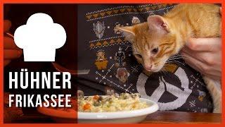 Hühnerfrikassee aus Katzen!? (Voll kein Click Bait)