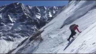 Climbing Mount Katahdin March 2015