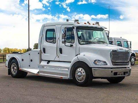 2017 Freightliner M2 112 Summit Hauler Transwest Truck