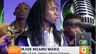 Mjue Msanii Wako: Bendi ya Sarabi Afrika