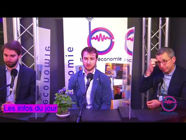 LES INFOS DU JOUR 07/04/2021 avec Olivier Dupont, Maxime Thory, Julien Le Guennec