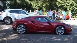 Alfa Romeo Treffen Alfisti la Famiglia am 15
