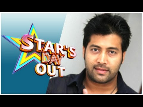 Actor Jai Akash in Star's Day Out (08/11/2014)