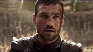 Spartacus vs Thracians