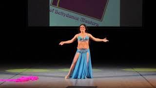 Maya Sabitova / Майя Сабитова. Perfomance At Gala-Show In Kaluga City. Megence.