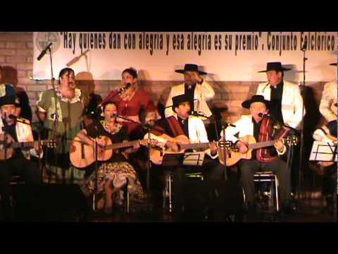 Conjunto Folclórico Uc Parte 1 Música Folclórica De Chile Youtube
