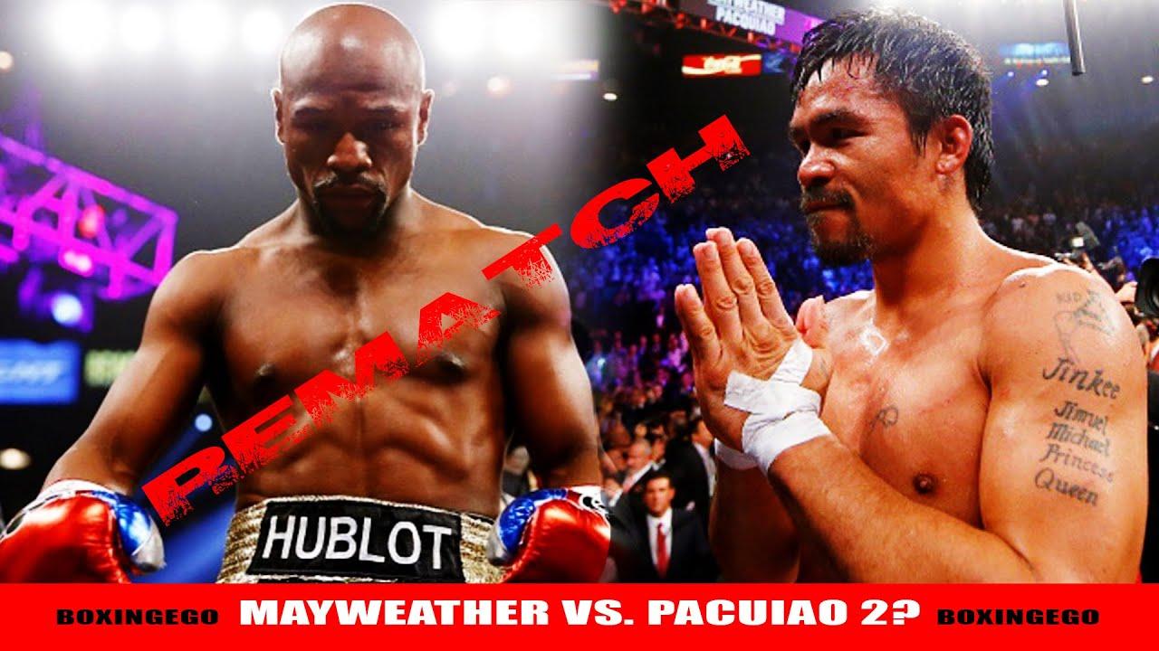 Mayweather Pacquiao News