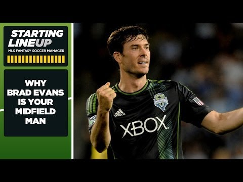 MLS Fantasy: Mr. March? Why Brad Evans is your secret midfield weapon | Starting Lineup