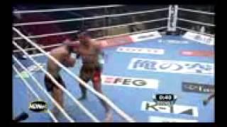 vidmo org Samyjj luchshijj bojj tajjskogo boksa Majjk Zambidis i SHakhid Oulad  59583 3