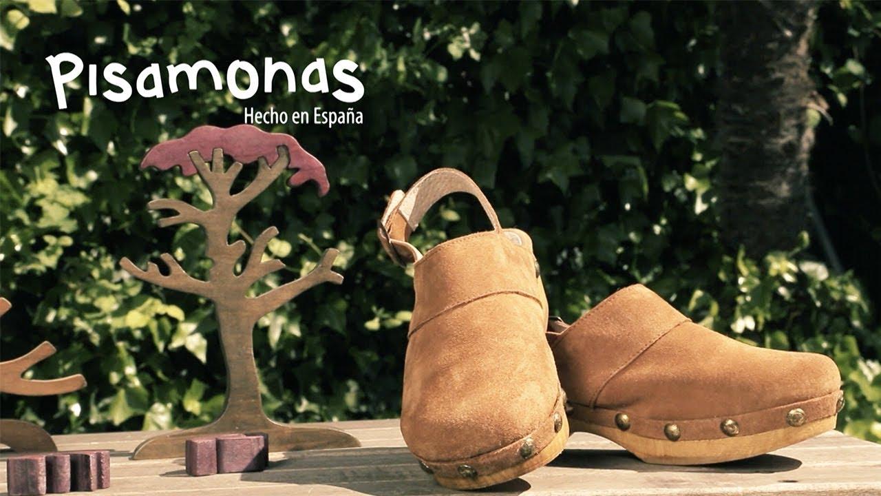 la mejor actitud 3ad6d 068bb Zuecos de Madera | Calzado de Moda Pisamonas