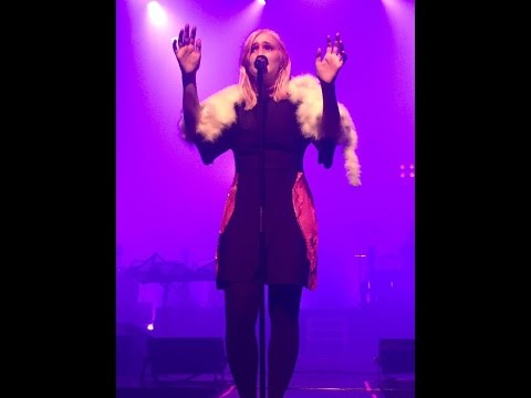 ALICE ON THE ROOF ~ Ancienne Belgique ~ 25.11.2016
