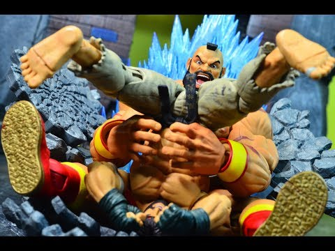 Storm Collectibles Street Fighter V: Zangief Review