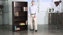 Safco Radius Bookcases