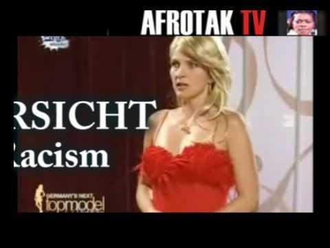 Bühnen Watch Germany BLACKFACE MEDIEN Rassismus German BRUCE DARNELL Afrika Theater #schauhin