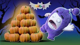 Oddbods   Caça a Abóbora   Desenhos Animados de Halloween