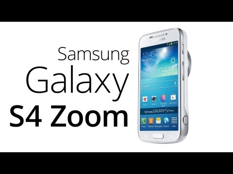 Samsung Galaxy S4 Zoom (recenze)