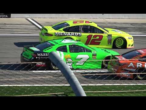 2018 NASCAR Practice at Daytona