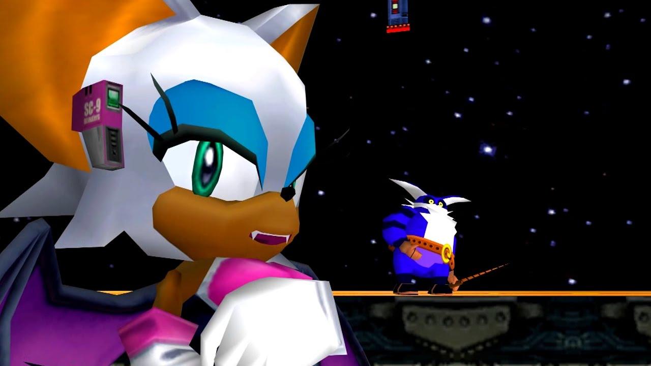 Big Cat Sonic Adventure