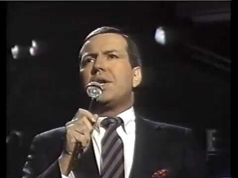 Frank Sinatra, Jr., & Was (Not Was) on Late Night, March 23, 1989
