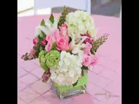 Flores Hermosas Para La Mujer Mas Bella Youtube