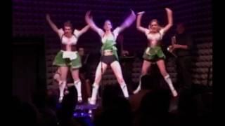"Fredi Bernstein as ""Patrina"" in Birthday Sax! @ Joe's Pub - Neutron Dance!"