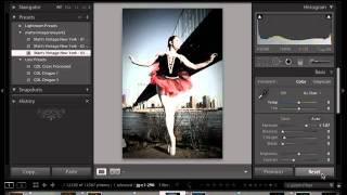 Lightroom 2: Exporting and Importing Presets