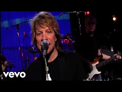 Bon Jovi - Who Says You Can't Go Home (Clear Channel Stripped)
