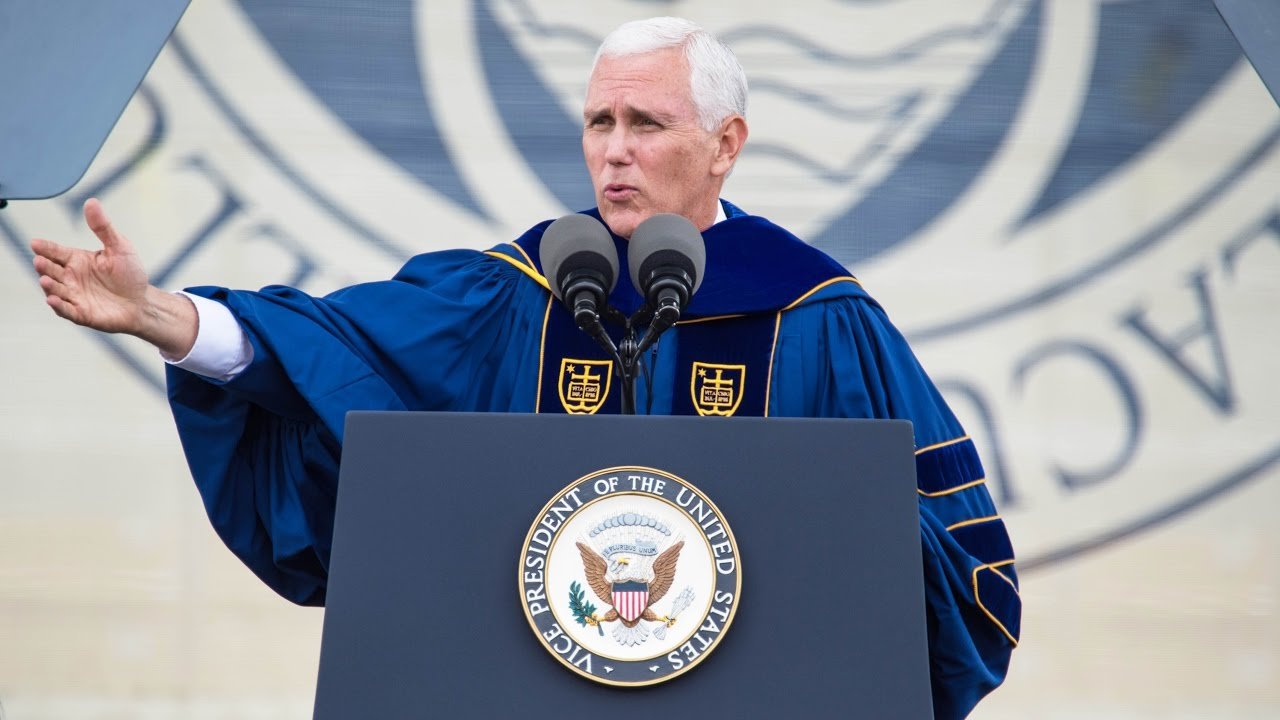 Should we wish for a President Mike Pence?
