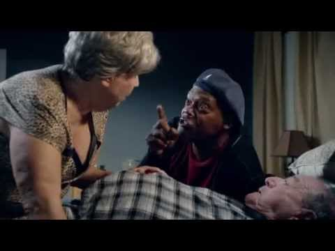 Samuel L Jackson short film AD : Wake the Fuck Up !!! For Obama 2012