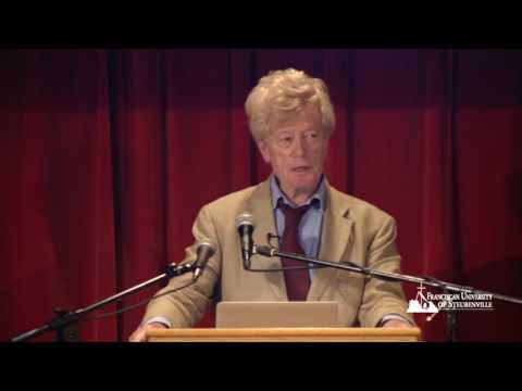 Roger Scruton on the ideological obsession with power