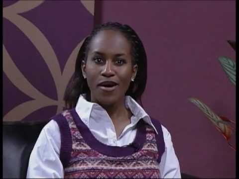 VERONICA KIGUNDU ON ESTHER SHOW PRESENTER ZOIA BIRMINGHAM 2007