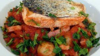 Salmon & Tomato Bake Cook-along Video