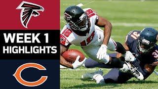 2017 Chicago Bears Season Highlights