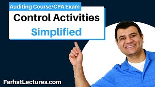 Internal Control: Control Activities - COSO Framework | Auditing and Attestation | CPA Exam