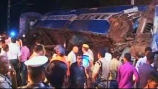 12 killed, 45 injured after passenger trains collide in Uttar Pradesh